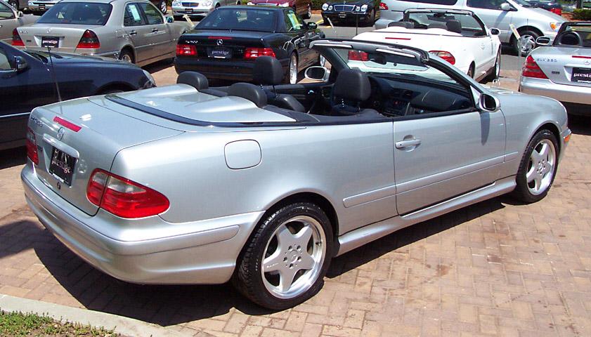 Mercedes benz clk 430 photos reviews news specs buy car for Mercedes benz clk430 convertible for sale