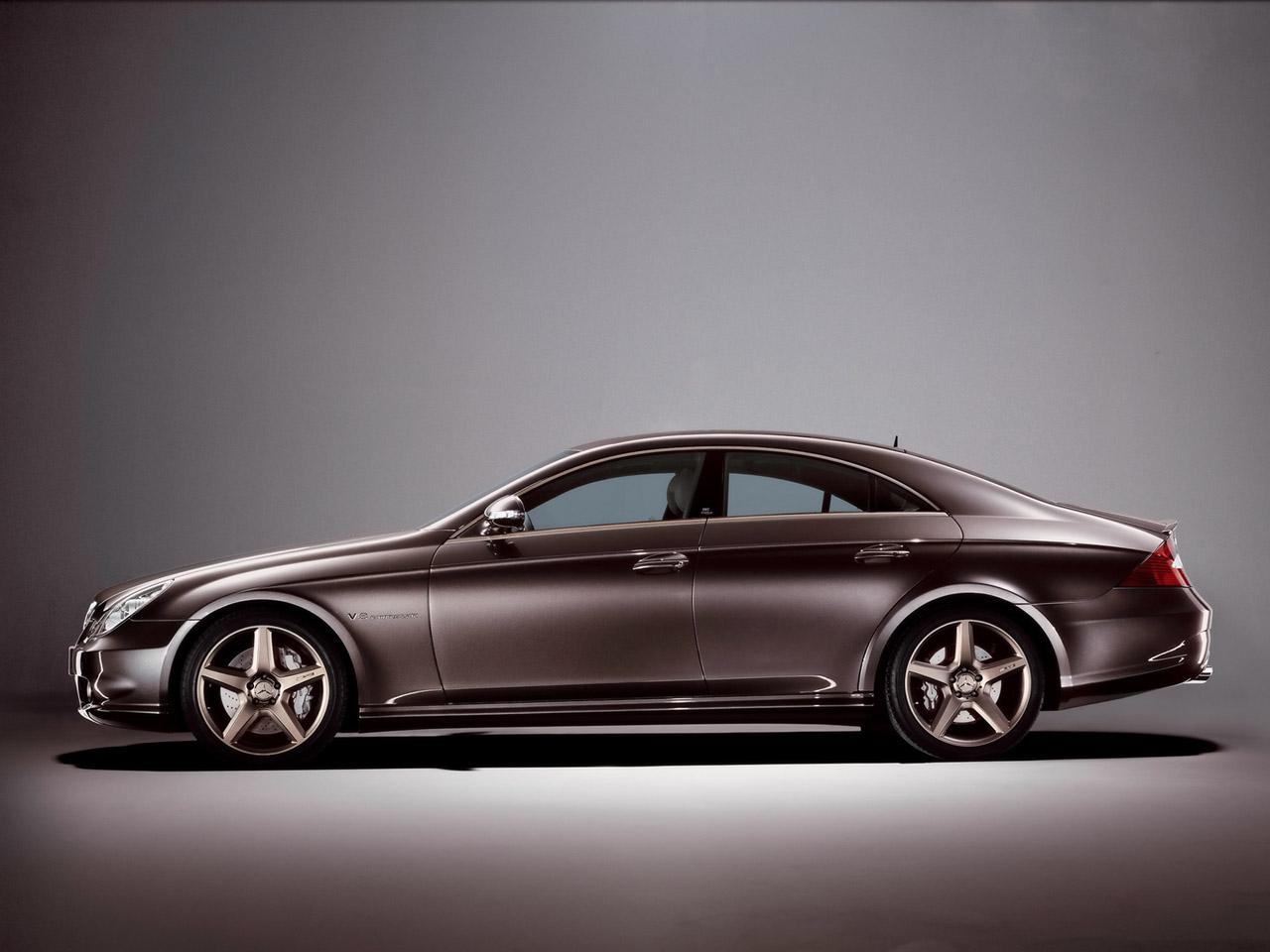 Mercedes benz cls55 amg for Mercedes benz cls55