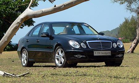Mercedes benz e230 picture 1 reviews news specs buy car for Mercedes benz e230