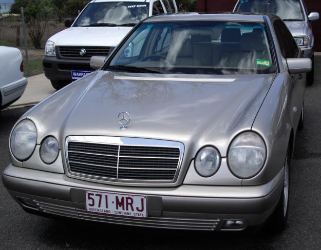Mercedes benz e240 picture 1 reviews news specs buy car for E240 mercedes benz