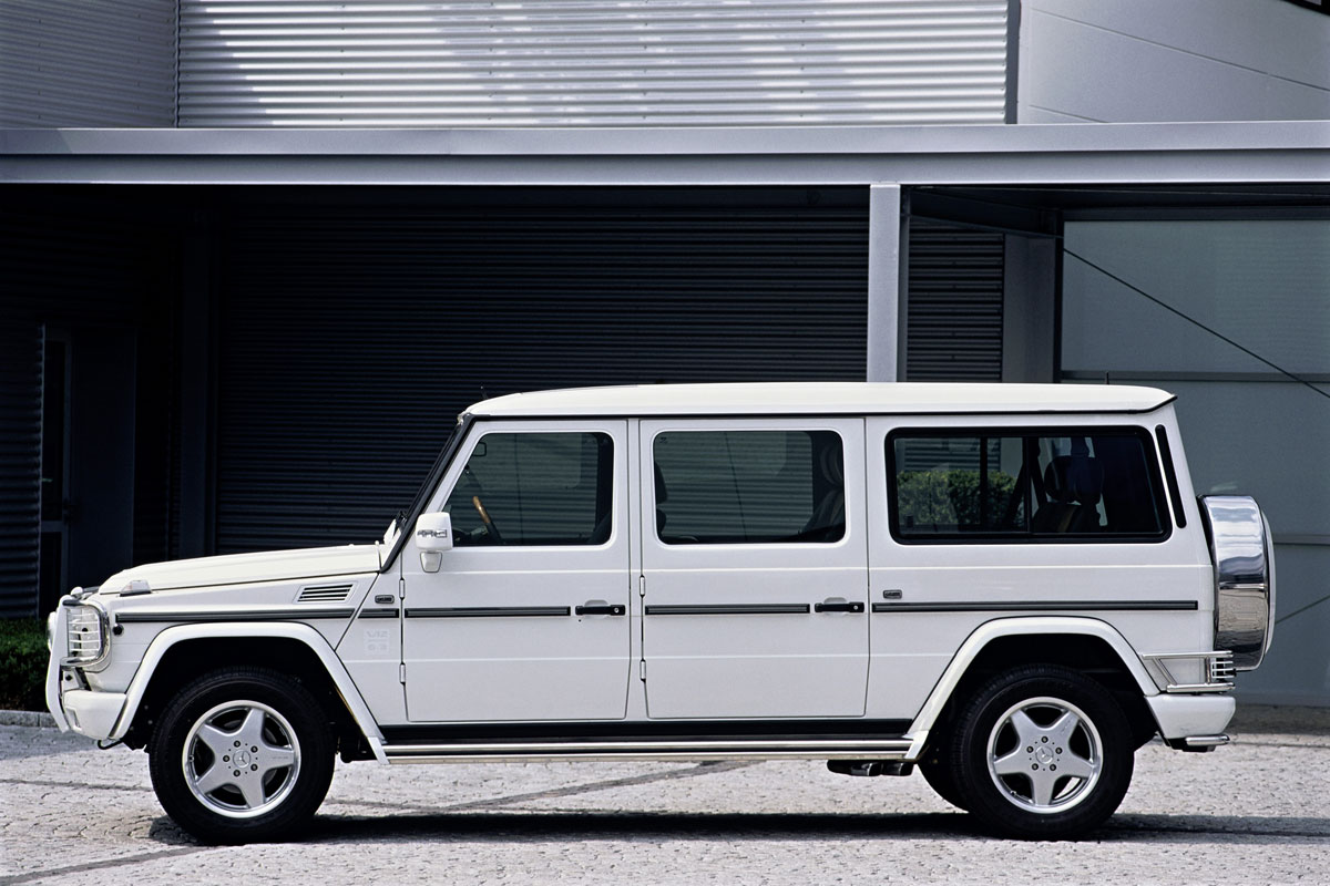 Mercedes benz g wagon picture 2 reviews news specs for Mercedes benz g class pictures