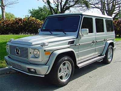 Mercedes Benz G Wagon Picture 4 Reviews News Specs