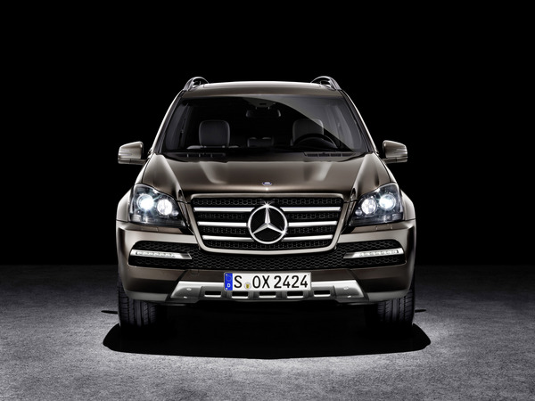 mercedes benz gl 350 cdi 4matic blueefficiency photos. Black Bedroom Furniture Sets. Home Design Ideas