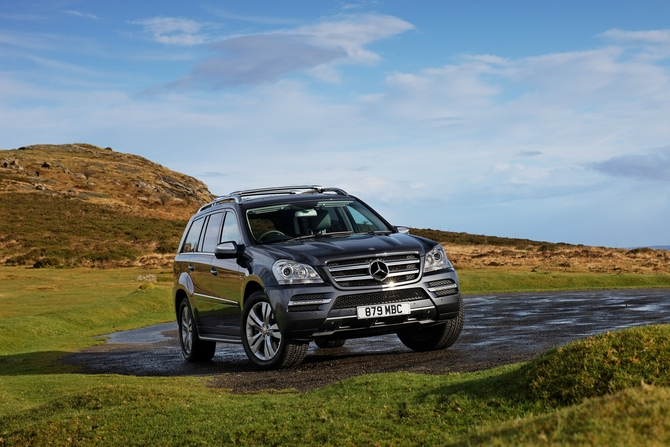 Mercedes benz gl 350 cdi 4matic blueefficiency picture 1 for Mercedes benz gl 350 cdi