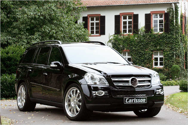 Mercedes benz gl500 4matic photos reviews news specs for Mercedes benz gl500