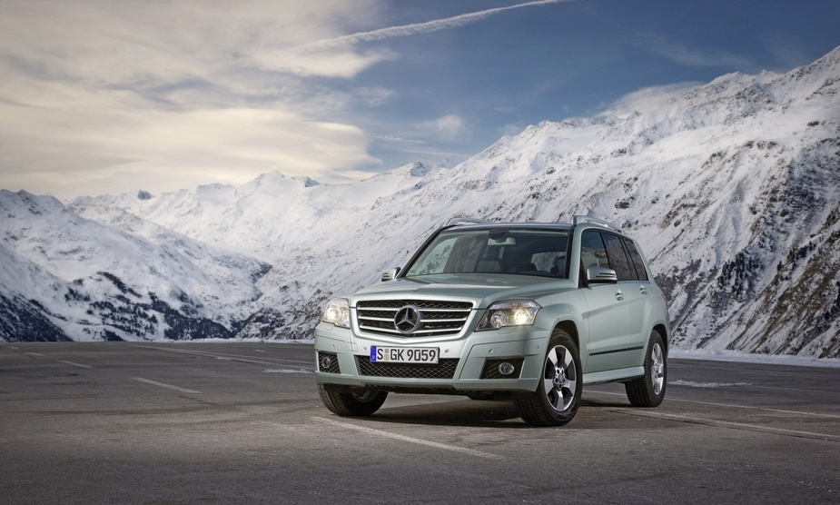 mercedes benz glk 300 4matic photos reviews news specs