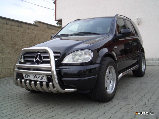 mercedes benz ml 270 cdi photos reviews news specs. Black Bedroom Furniture Sets. Home Design Ideas