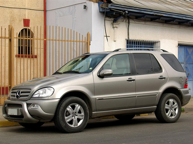 mercedes benz ml 270 cdi final edition photos reviews. Black Bedroom Furniture Sets. Home Design Ideas