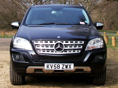 mercedes benz ml 280 cdi photos news reviews specs car listings. Black Bedroom Furniture Sets. Home Design Ideas