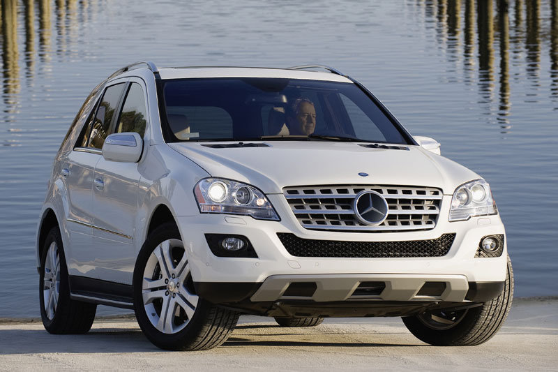 13c1313a6 Mercedes-Benz ML 300 CDi 4Matic BlueEfficiency:picture # 3 , reviews ...