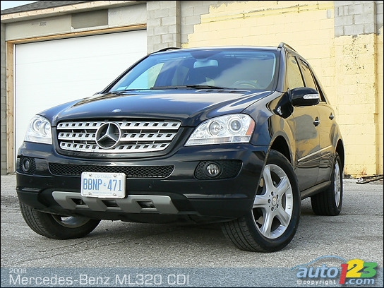 mercedes benz ml 320 4matic photos reviews news specs buy car. Black Bedroom Furniture Sets. Home Design Ideas