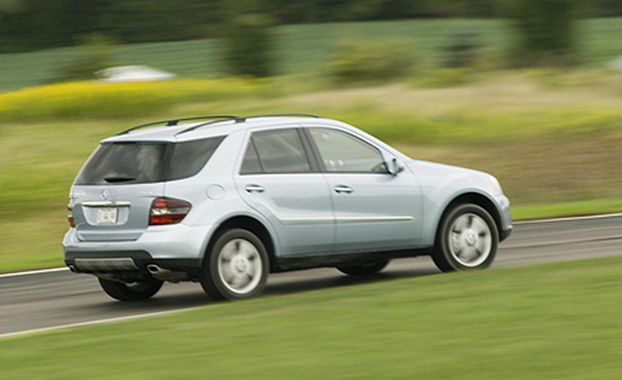 Mercedes benz ml320 cdi 4matic picture 5 reviews news for How much is b service on mercedes benz