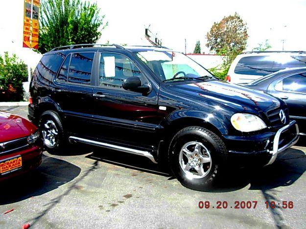 Mercedes benz ml430 photos news reviews specs car for Mercedes benz ml430