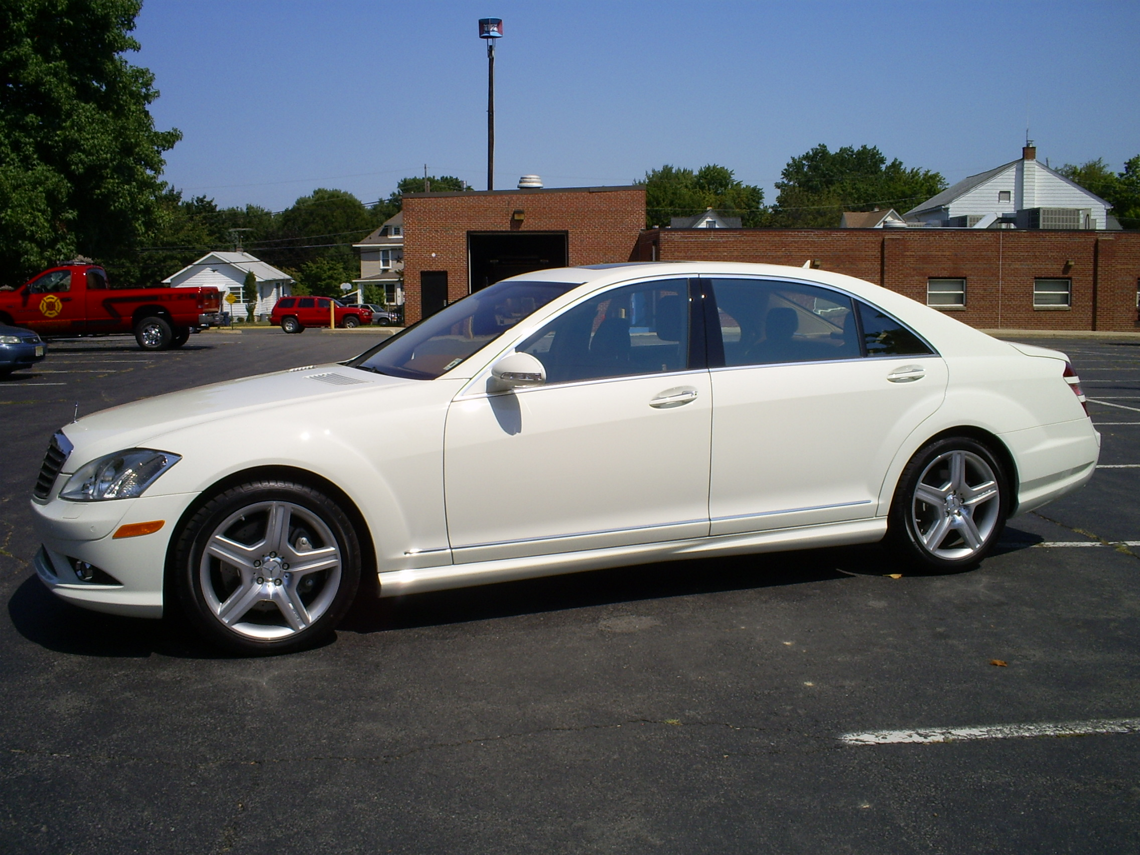 Mercedes benz s 550 picture 3 reviews news specs for Mercedes benz 550s
