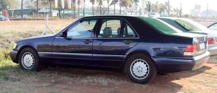 Mercedes benz s320 photos reviews news specs buy car for Mercedes benz 1995 s320