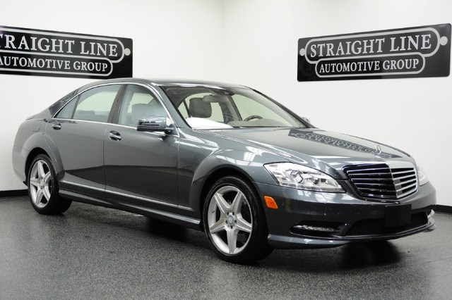 Mercedes-Benz S550 AMG 4matic