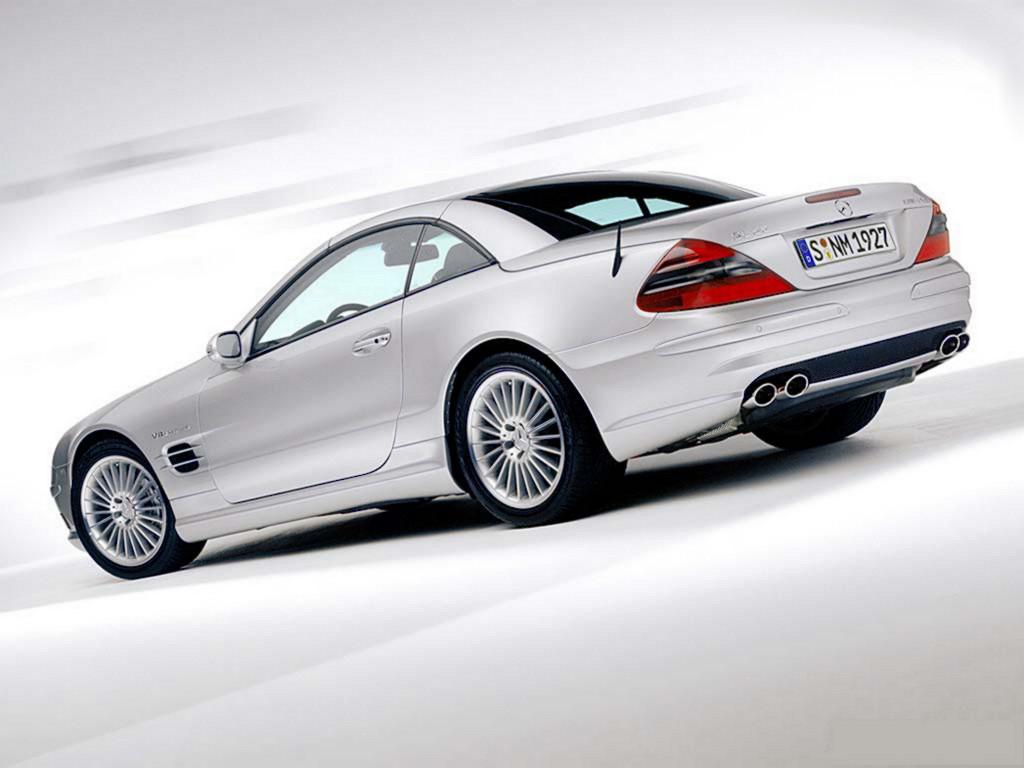 Mercedes benz sl 55 amg photos news reviews specs for Mercedes benz sl55 amg