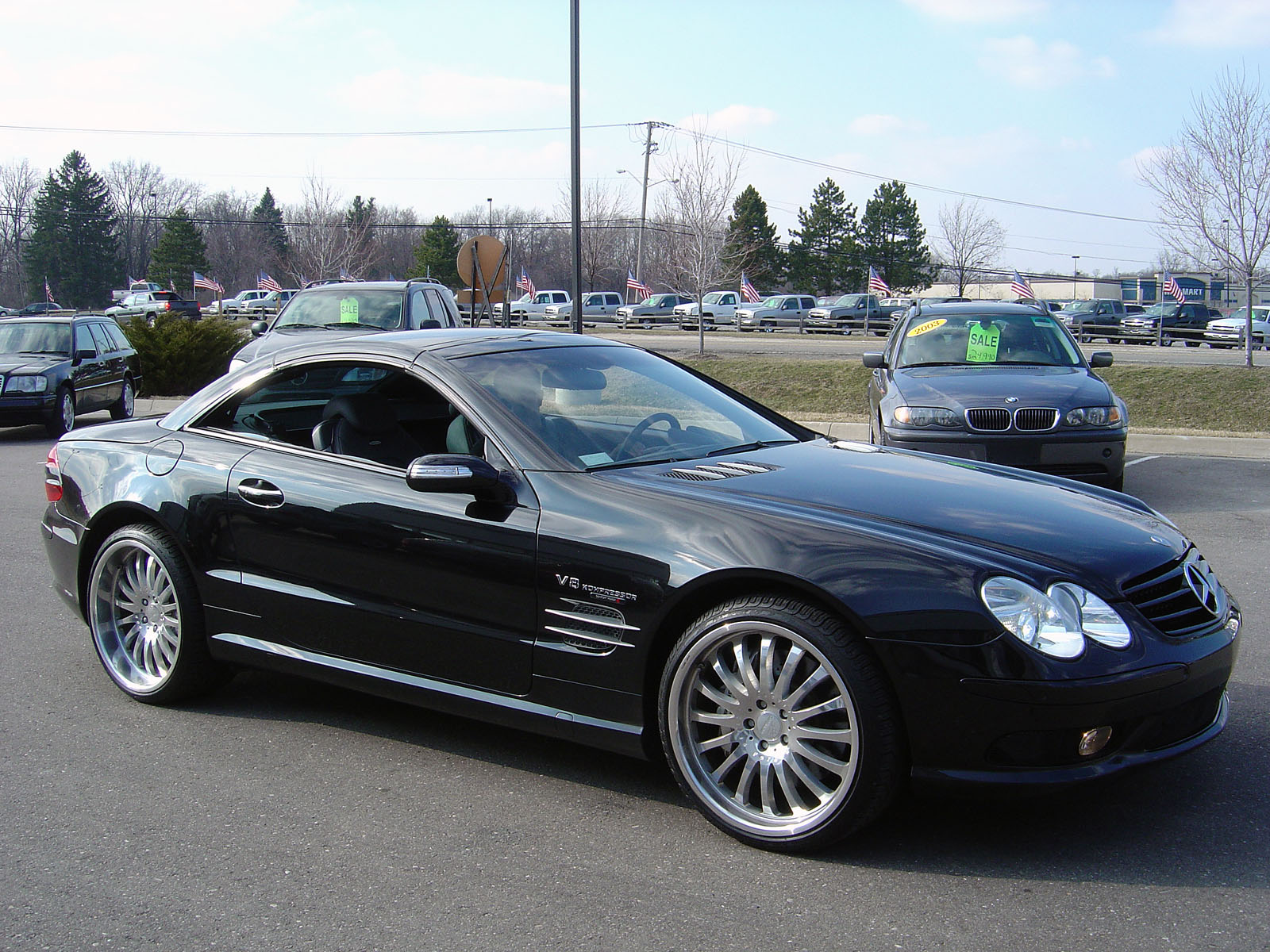 mercedes benz sl600 amg picture 4 reviews news specs