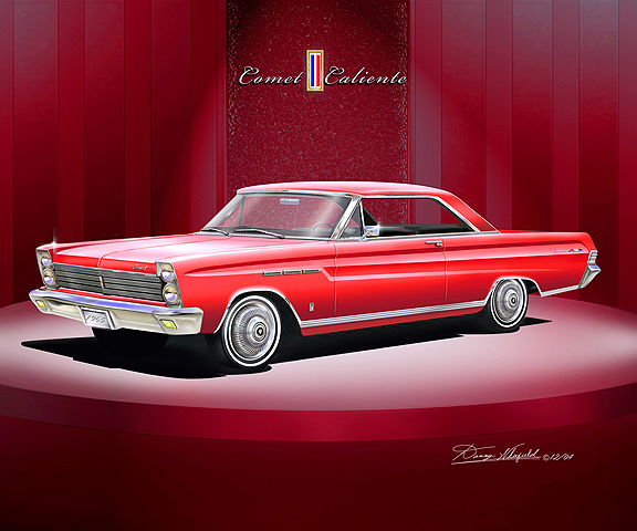 Mercury Comet Caliente - Photos, News, Reviews, Specs, Car listings
