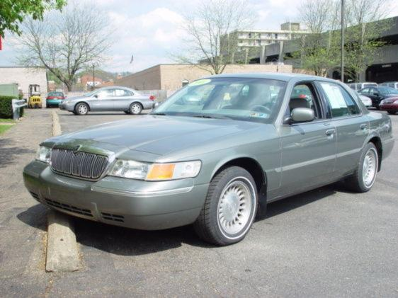 Mercury grand marquis ls photos news reviews specs car listings