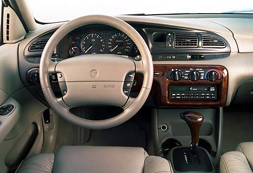 Mercury Mystique Ls Photos News Reviews Specs Car