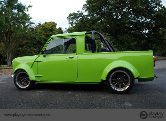 mini pickup picture 2 reviews news specs buy car. Black Bedroom Furniture Sets. Home Design Ideas