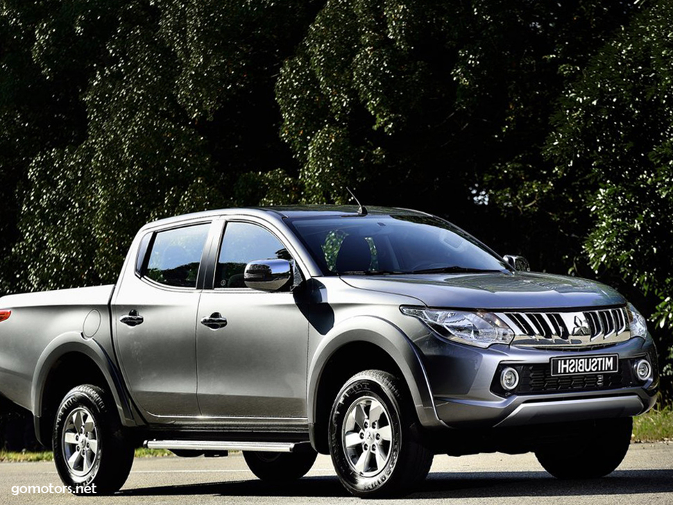 mitsubishi l200 2016 photos reviews news specs buy car. Black Bedroom Furniture Sets. Home Design Ideas