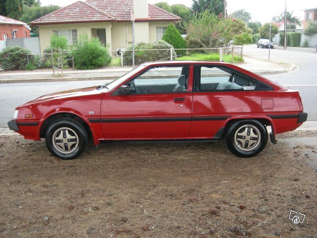 Mitsubishi Cordia GSL: Photos, Reviews, News, Specs, Buy car