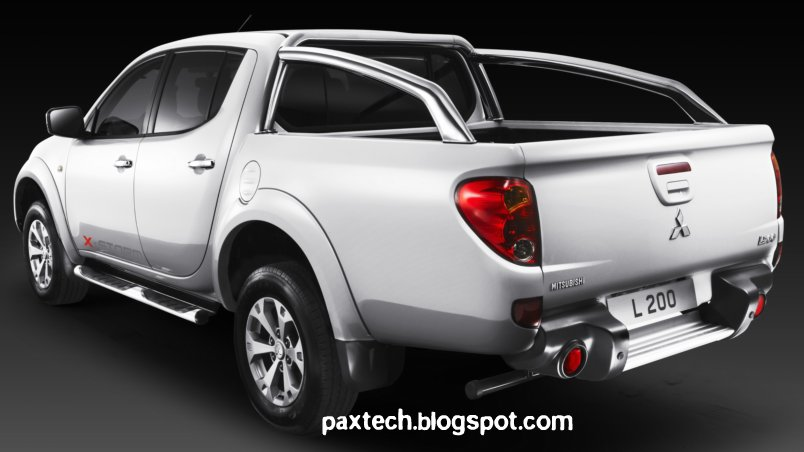 mitsubishi l200 dakar 25 club cab photos reviews news specs buy car. Black Bedroom Furniture Sets. Home Design Ideas