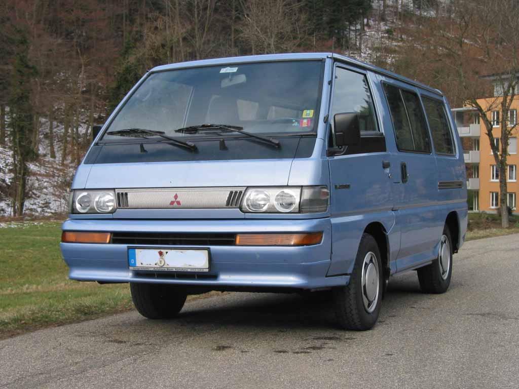 Mitsubishi L300 Cargo Van: Photos, Reviews, News, Specs