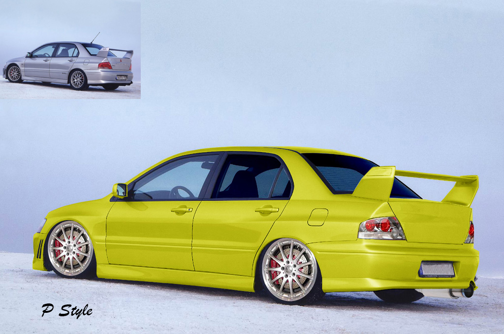 Mitsubishi Lancer Evo 7picture 2 Reviews News Specs