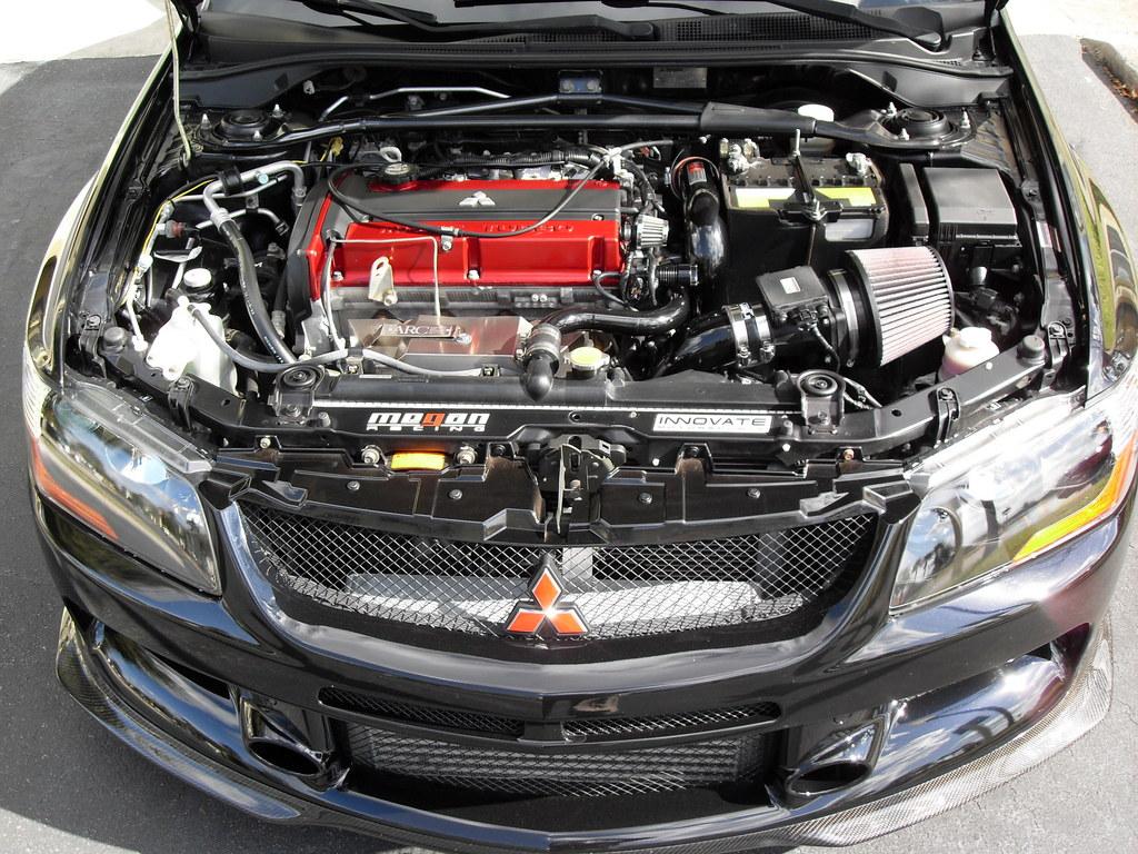 Mitsubishi car Technical specification