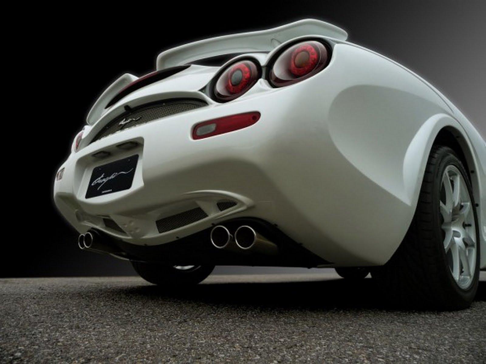 Mitsuoka Orochi Roadster Picture 2 Reviews News