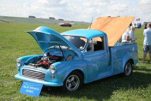 Morris Minor Pick-up