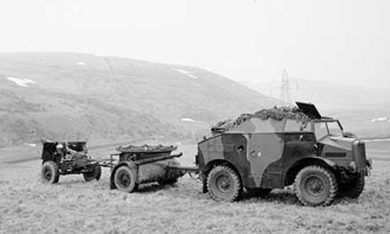 Morris Quad Field Artillery Tractor Photos Reviews News Specs Buy Car