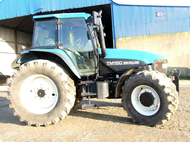 New Holland TM 150:picture # 5 , reviews, news, specs, buy car