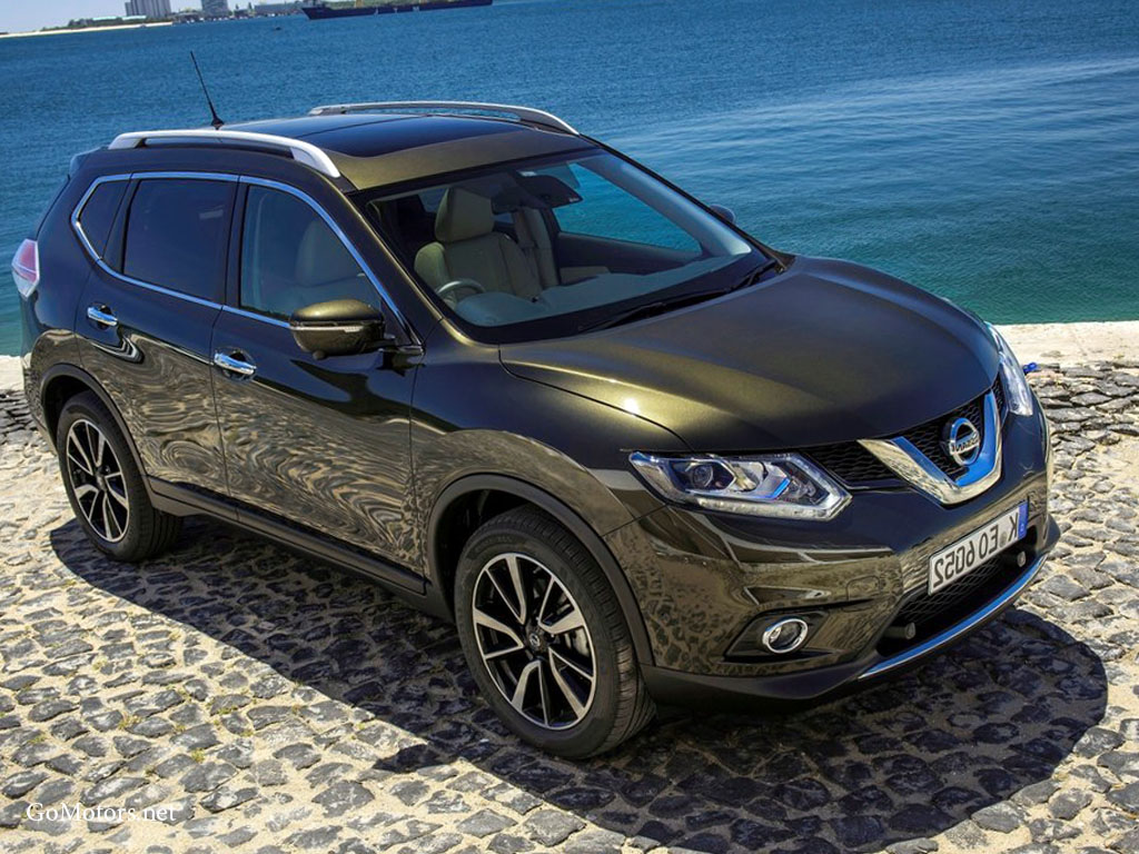 2014 nissan x trail photos news reviews specs car listings. Black Bedroom Furniture Sets. Home Design Ideas