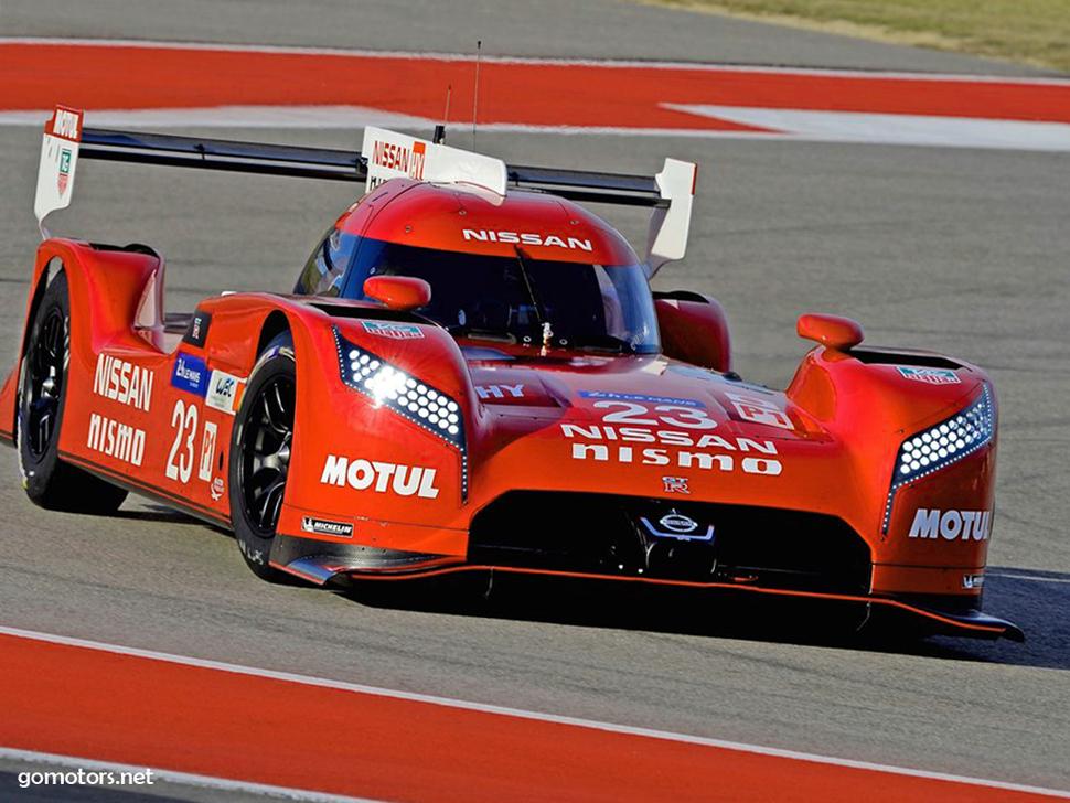 2015 Nissan Gt R Lm Nismo Racecar Photos Reviews News
