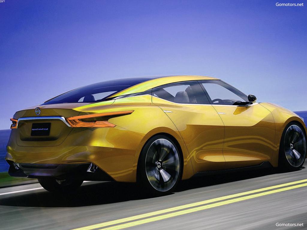 nissan sport sedan concept 2014 photos reviews news specs buy car. Black Bedroom Furniture Sets. Home Design Ideas