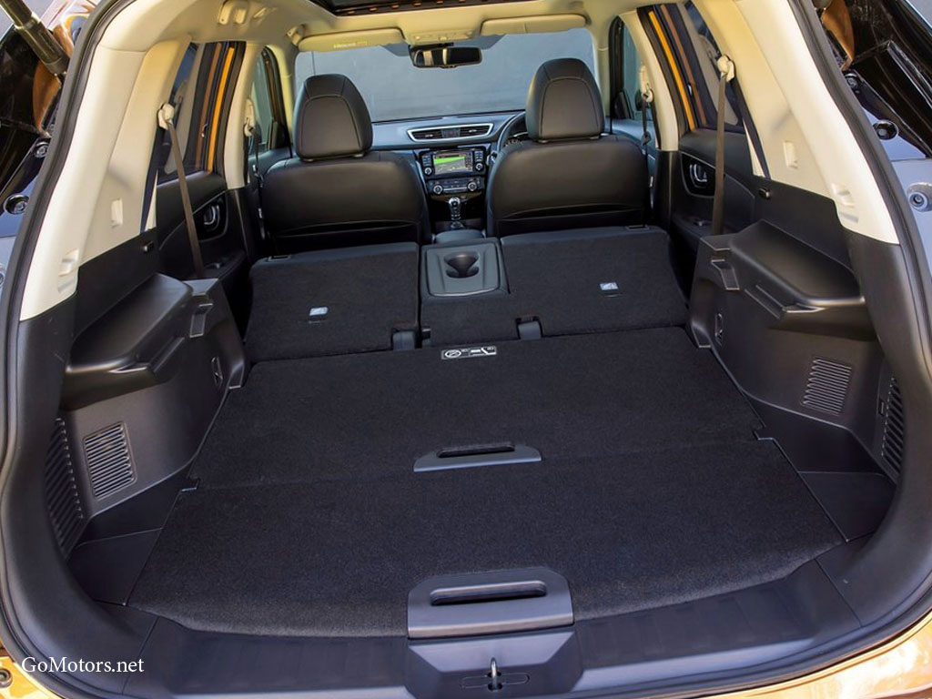 Nissan X-Trail interior 2014 - Photos, News, Reviews, Specs, Car listings