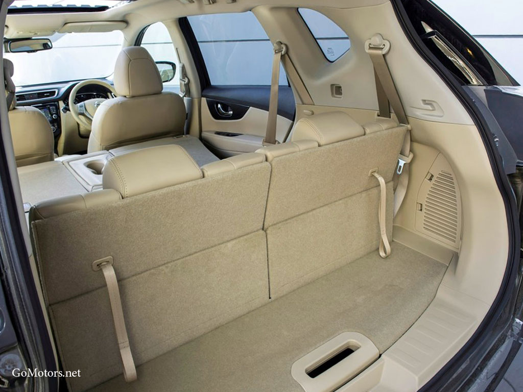 Nissan X-Trail interior 2014:picture # 15 , reviews, news, specs, buy car