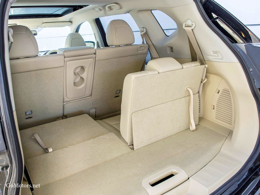 Nissan X-Trail interior 2014:picture # 2 , reviews, news ...