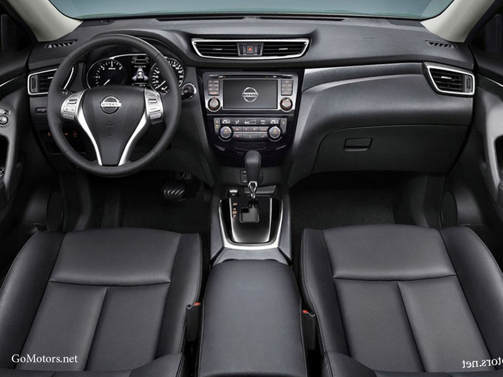 Nissan X-Trail interior 2014:picture # 20 , reviews, news ...