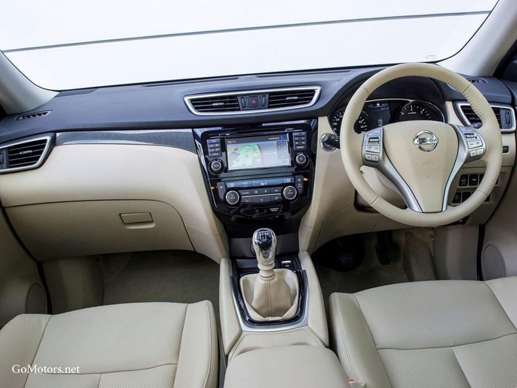 Nissan x trail interior 2014 photos news reviews for Nissan x trail interior