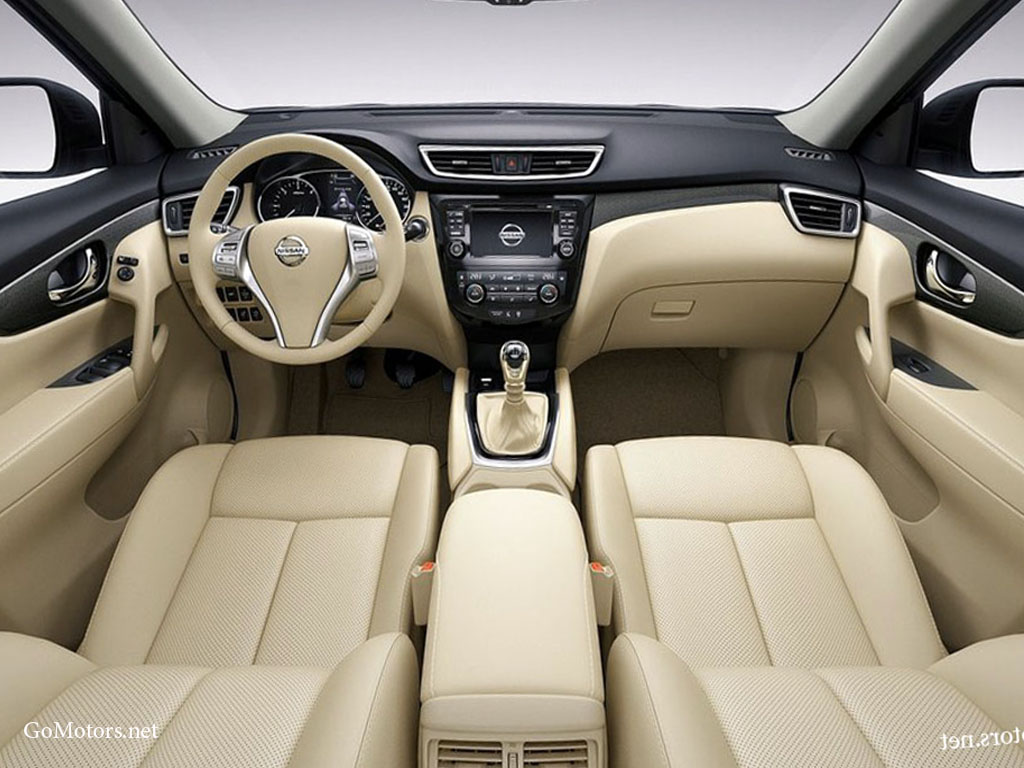 Nissan X-Trail interior 2014:picture # 35 , reviews, news ...