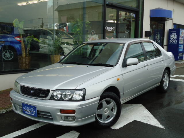Nissan Bluebird SSS Attesa 4WD:picture # 2 , reviews, news ...