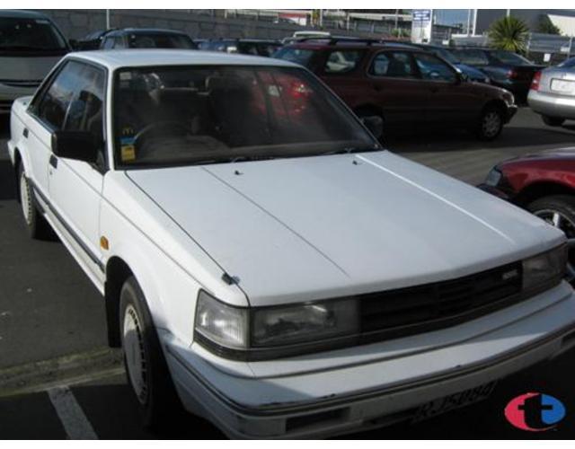 Nissan Bluebird SSS-X:picture # 2 , reviews, news, specs ...