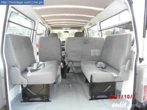 Nissan Caravan 30 DI