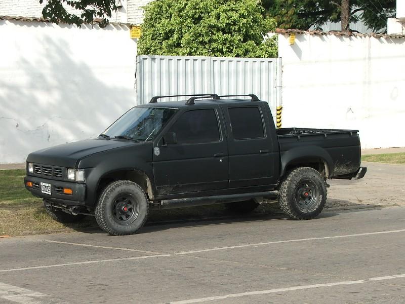 Nissan D21 24 Crew Cab:picture # 2 , reviews, news, specs ...
