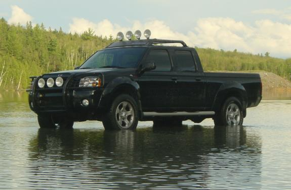 nissan frontier supercharged 4x4 photos reviews news